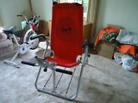 Ab Relaxer / Exercise Chair