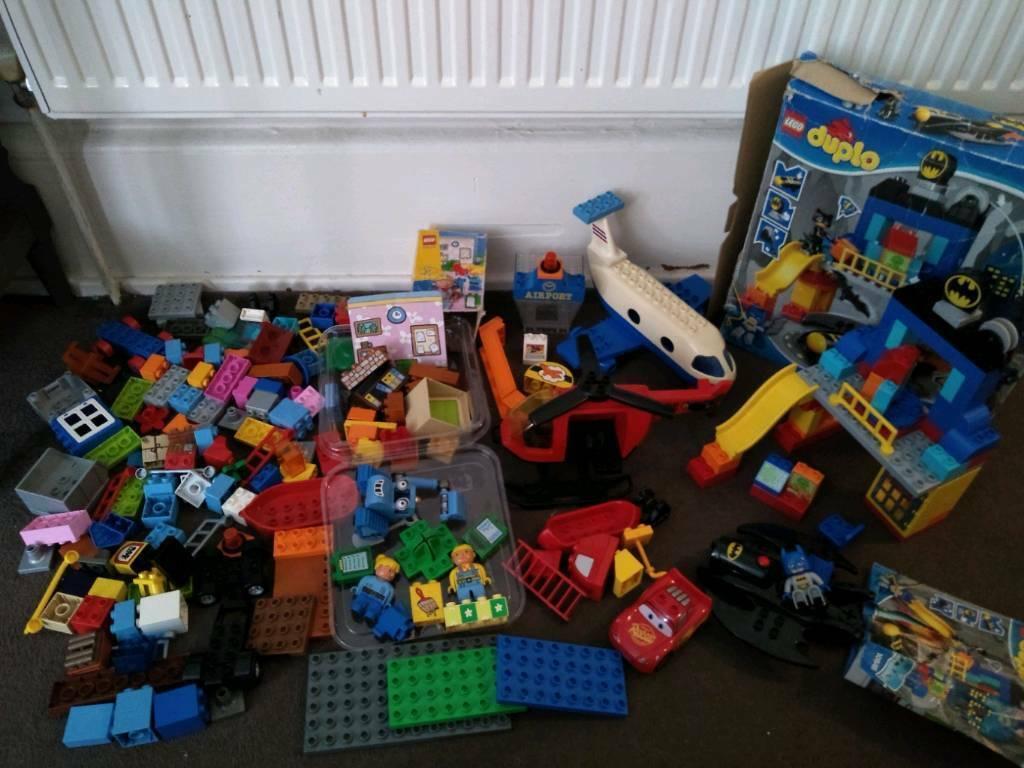 Massive Lego Duplo Bundle In Southside Glasgow Gumtree