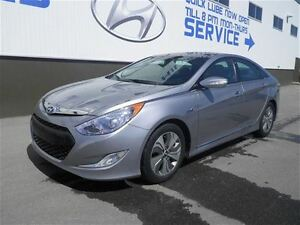 2015 Hyundai Sonata Hybrid Limited With Tech!! Navi, Sun Roof, L