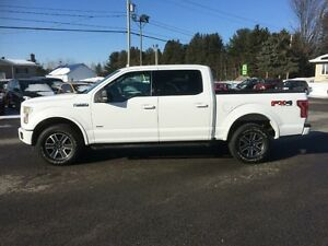 2015 Ford F-150 XLT/FX4