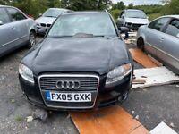 Audi A4 estate 1.9tdi breaking