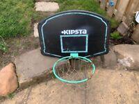 Basketball hoop (used) - FREE