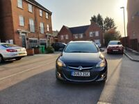 VAUXHALL ASTRA J ESTATE SRi FACELIFT MODEL 1.7 DIESEL YEAR 2014 GREAT CONDITION!!!
