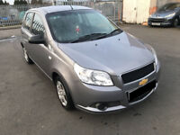 Chevrolet Aveo 1.2 S 5dr - 2009, ONLY 47K Miles, MOT Febuary 2019, New Clutch...