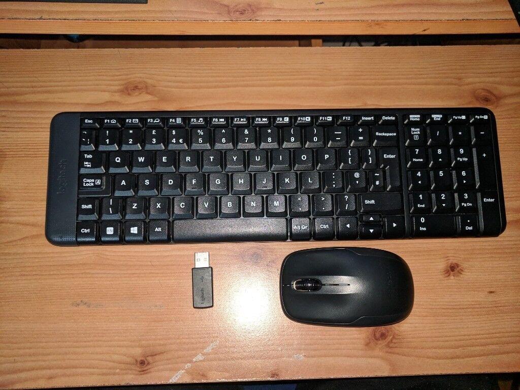 f2b3bfca0 Logitech MK220 Wireless Keyboard and Mouse | in Edmonton ...