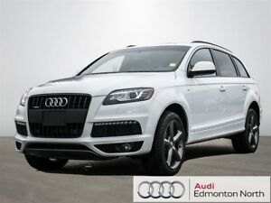 2014 Audi Q7 3.0T 8sp Tiptronic Progressiv