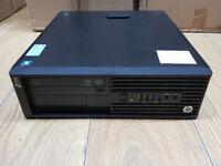 HP Z230 SSF Workstation Quad i7 4790 3.60GHz 8GB RAM 500 HDD Windows 10
