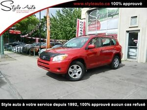 2009 Toyota Rav4 4X4 TOUT ÉQUIPÉ