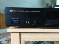 Marantz DR700 CD recorder