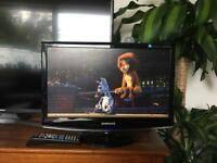 Samsung Syncmaster 2033 HD tv