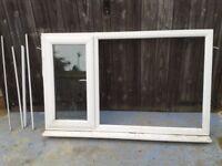 Double Glazed UPVC Window