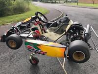 Rotox max 125cc 2014 race kart. Not ktm rmz crf yzf