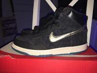 Nike Dunk Highs Black