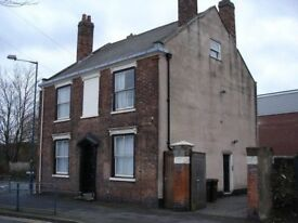 A VERY LARGE and spacious good sized first floor one bed flat.