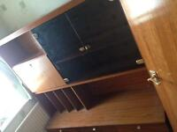 Free delivery display cabinet