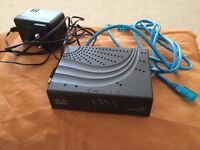 Cisco Model DPC2100 Modem - DOCSIS 2.0 Cable Modem