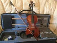 Stentor Conservatoire Violin Outfit 3/4 Size in Perfect Condition