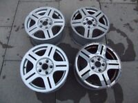 Volkswagen Golf/ Passat Alloy Wheels
