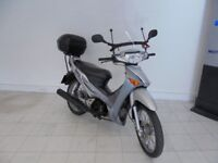 Honda Inova 125cc scooter