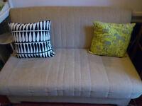 John lewis sofa - sofa bed