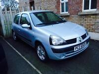 2002 Renault Clio ** ONLY 71k/FULL HISTORY ** (a4,206,307,a3,Passat)