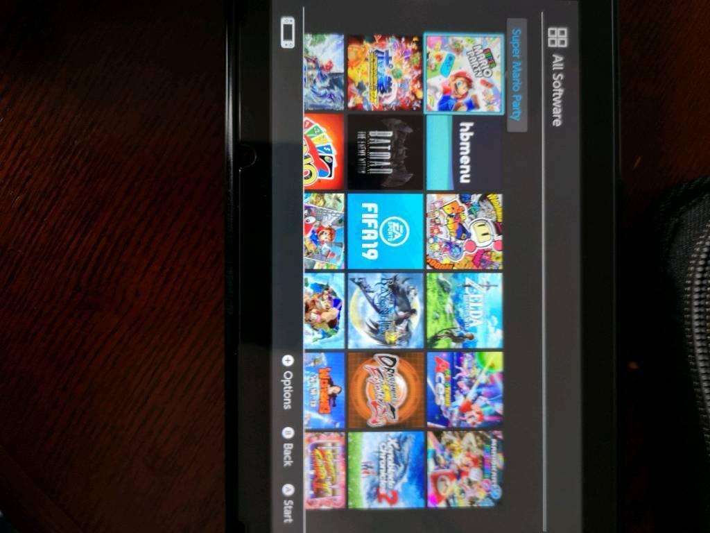 Nintendo Switch + 51 games | in Sandwell, West Midlands | Gumtree