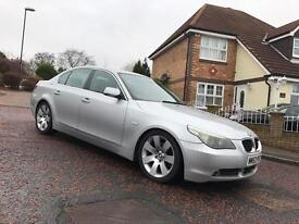 2004 BMW 520i AUTO SPORT // SAT NAV // ALOT OF FLASH FOR SMALL CASH