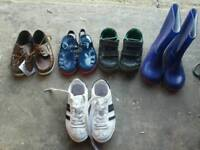 Boys shoes. Some new with tags will sell separate