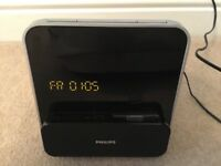 Philips DAB radio alarm clock