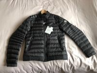 Moncler Men's Royat quilted down jacket size 4