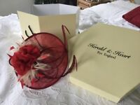 Herald & Heart beautiful headpiece for weddings, Ascot and formal occasions
