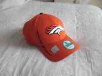 Denver Broncos Baseball Cap - 9FORTY - (Adjustable) - NWT
