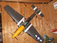 electric radio control aircraft