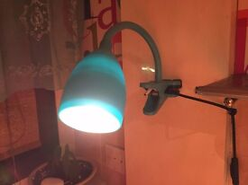 Small Attachable kitchen lamp for sale