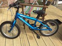 Kids Ridgeback MX16 bike