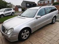 Mercedes Benz E220 CDI avantgarde estate