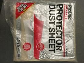 Pro dec dust sheet