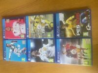 PS4 Football games