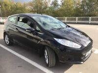 Facelift Ford Fiesta in great condition