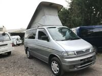 1998 Mazda Bongo 4 berth BRAND NEW FULL SIDE CONVERSION 2.5 V6 2WD AFT