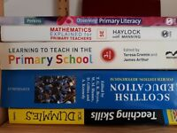 Primary teaching course book