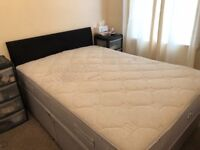 Double Bed - In Perfect Condition