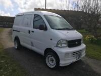 2006 Daihatsu Extol drift rwd