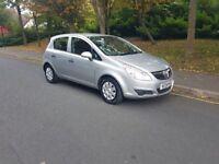 2008 Vauxhal Corsa 1.3 Cdti 16v Life (Diesel) - LOW MILEAGE! - 44000 Miles