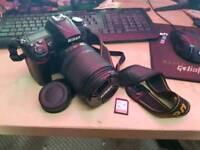 Nikon D7000, Nikkor 18-140mm f/3.5 lens with Hoya Polarising Filter + 16gb Sandisk Ultra SD Card