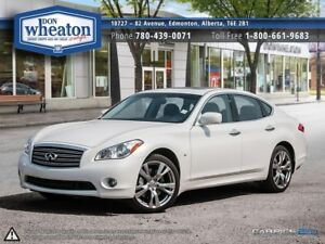 2014 INFINITI Q70 3.7 Car - Sunroof Bluetooth Back-Up Camera