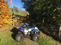 Polaris Kids Quad Bike