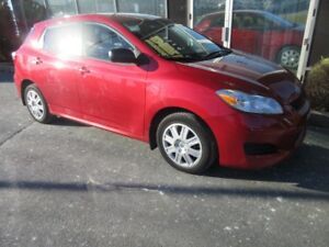 2014 Toyota Matrix WOW! ONLY 63K AND THOUSANDS BELOW MARKET
