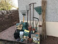 Garden Tools and Pots and Accessories for sale