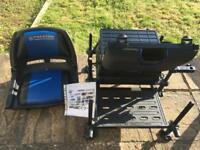 Preston innovations 2D seat box